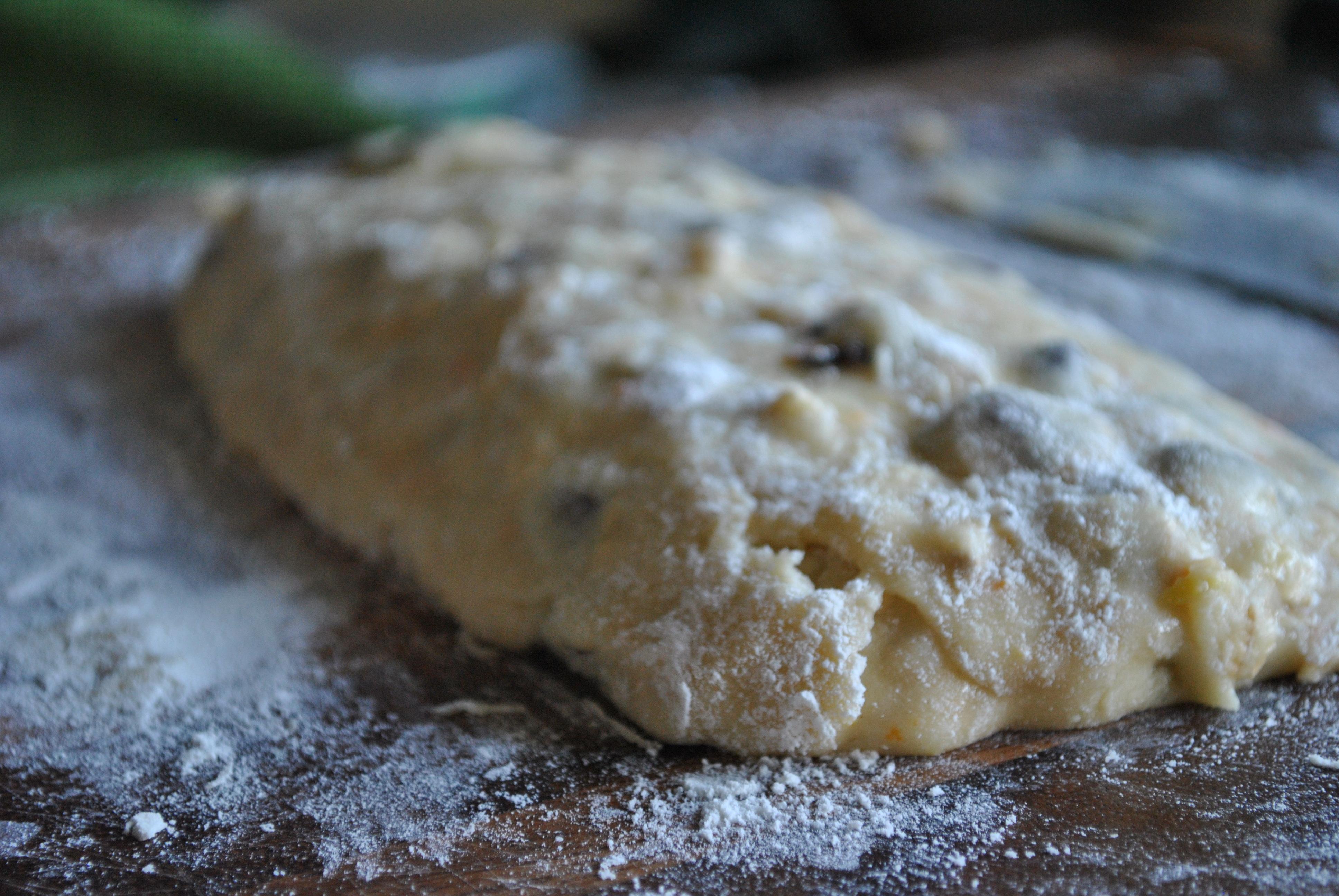 Pistachio and dried cherry biscotti | black dog :: food blog